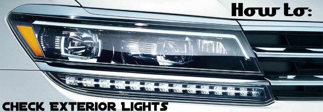 How to check the lights in your Volkswagen