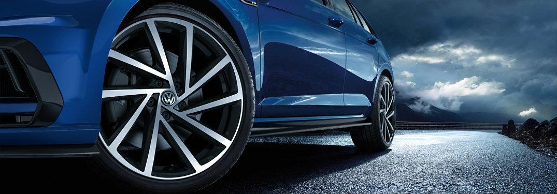 2018 VW Golf R Wheel