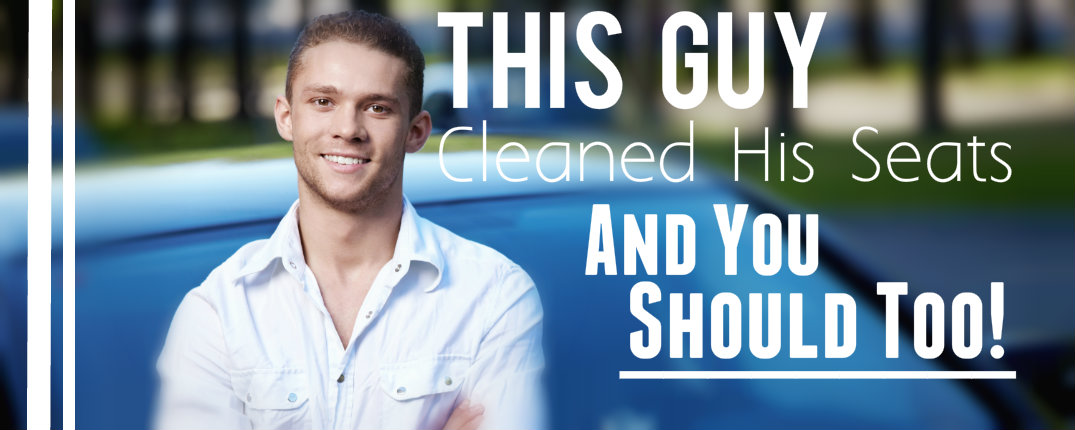 Cleaning Car Seats: Cloth AND Leather