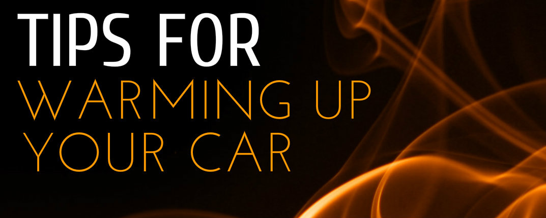 Warming Up Your Car Fast in Winter