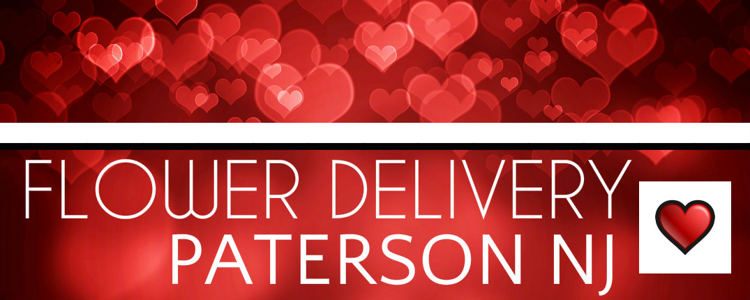 Valentine's Flower Delivery Paterson NJ