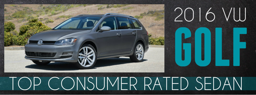 2016 Volkswagen Golf Reviews and Awards