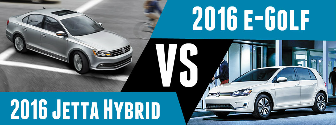 Fuel Economy e-golf vs jetta hybrid