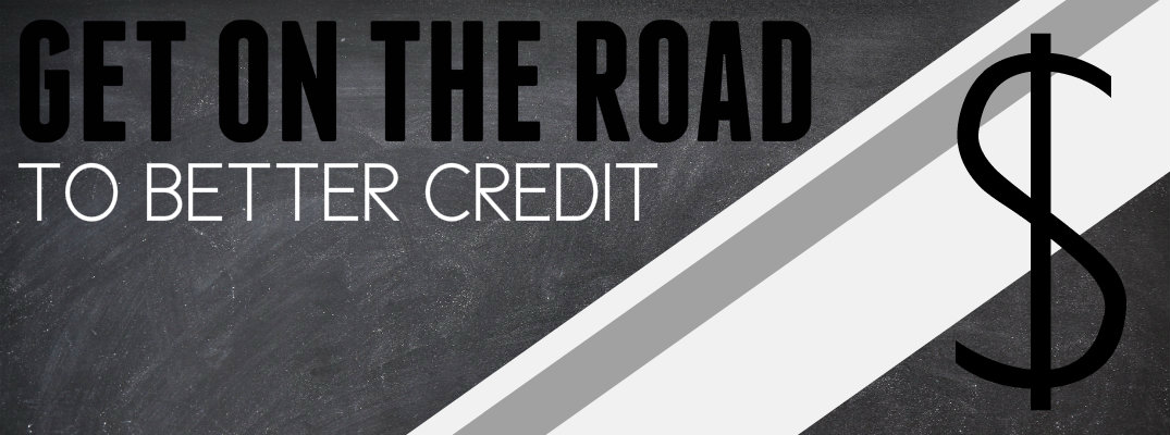How to fix a bad credit score fast