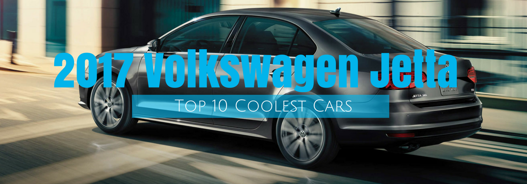 2017 Volkswagen Jetta Accolades and Award Information