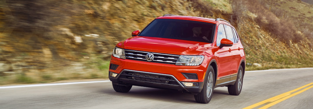 How Much Will The 2018 Volkswagen Tiguan Cost