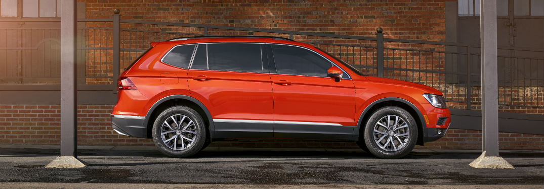 When will the 2018 Volkswagen Tiguan be available