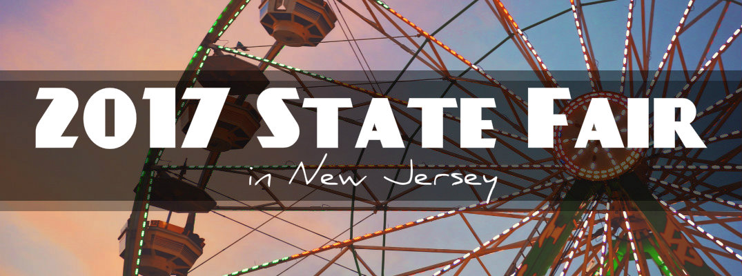 What is there to do at the 2017 New Jersey State Fair?