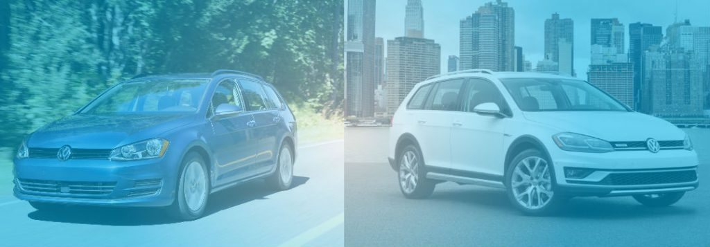The Difference Between the VW Golf SportWagen and VW Golf ...