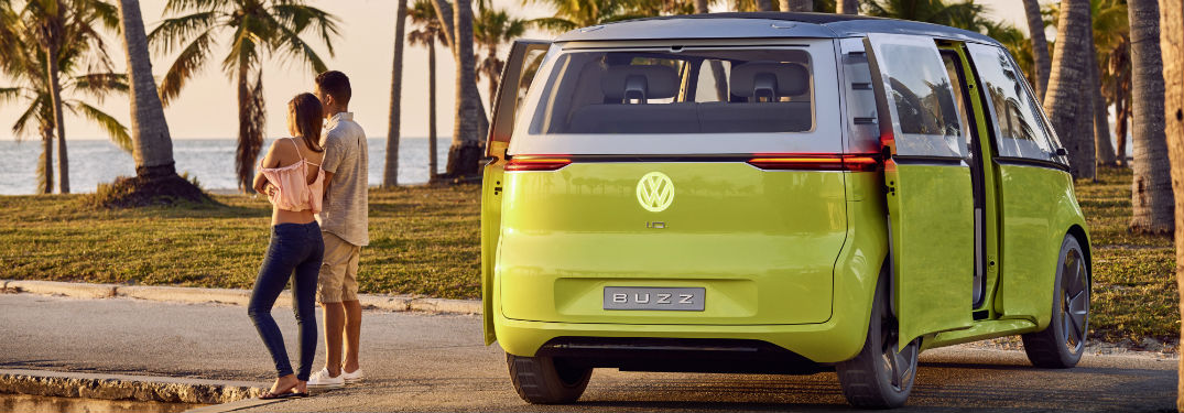 When Will the New Volkswagen Bus Be Out?