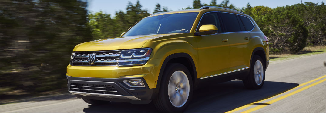 VW Atlas Towing Capacity >> 2018 Volkswagen Atlas Engine Options And Towing Capacity