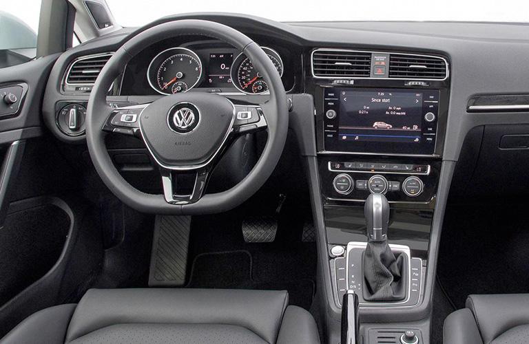 Resultado de imagen de volkswagen golf interior