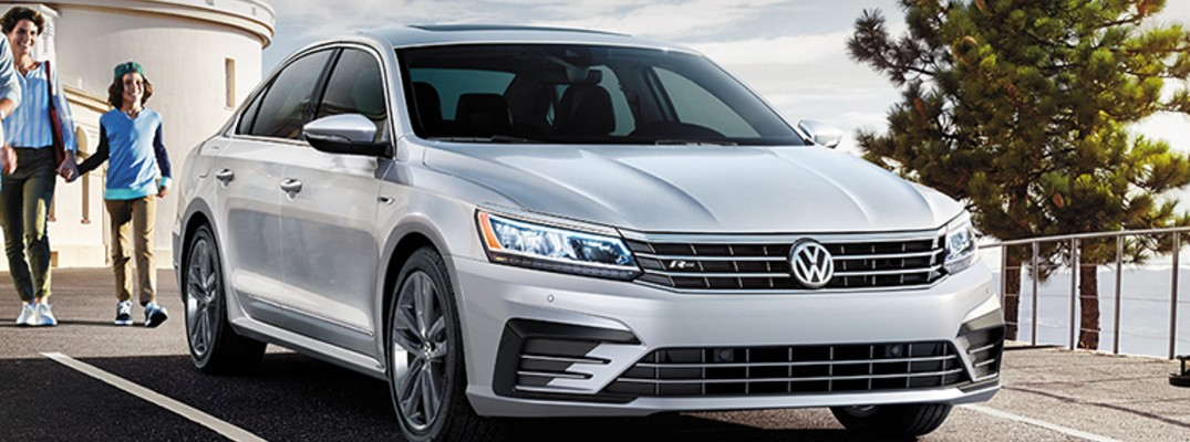 How far can I go in the 2019 Volkswagen Passat?
