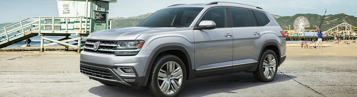 What features does the 2019 Volkswagen Atlas have to offer?