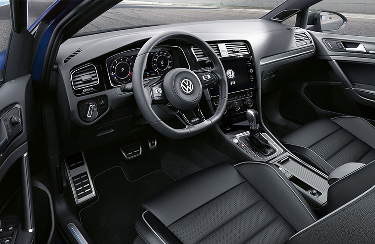 2019 Volkswagen Golf R Legroom And Cargo Capacity