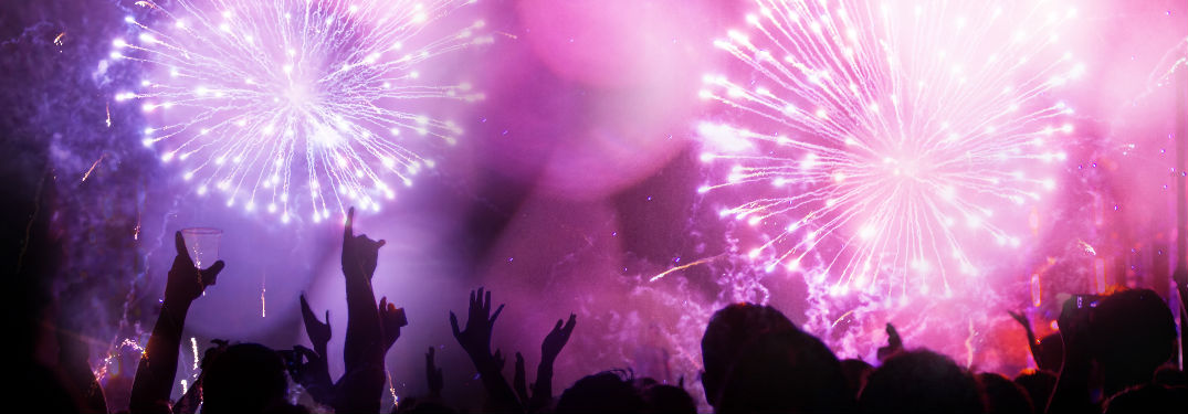 Where can we celebrate the New Year in North Jersey?