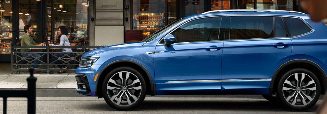 Which Volkswagen Tiguan trim is right for me?