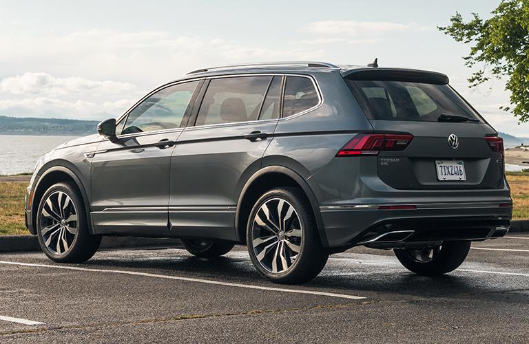 2020 Volkswagen Tiguan in gray