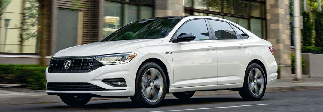 What colors are available on the new Volkswagen Jetta?