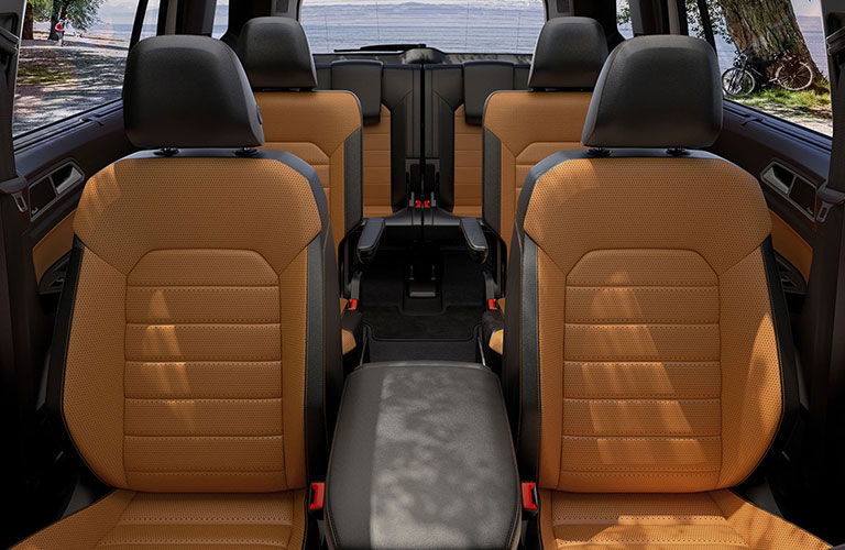 2020 Volkswagen Atlas seating