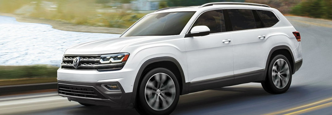 How can the Volkswagen Atlas protect passengers?