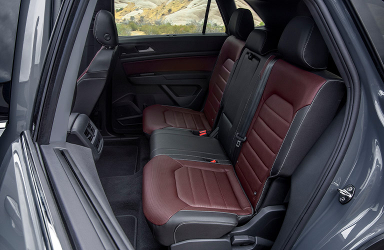 2020 Volkswagen Atlas Cross Sport rear legroom