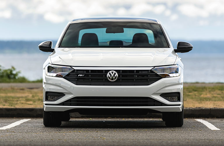2020 Volkswagen Jetta in white