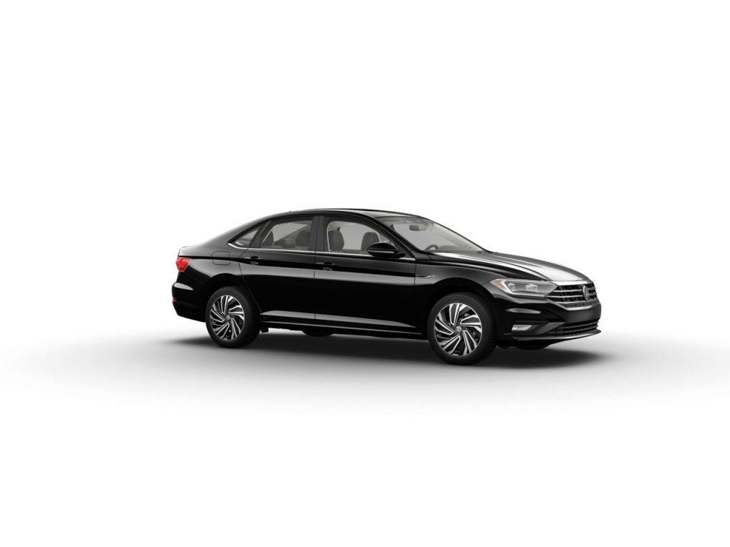 2020 Volkswagen Jetta Deep Black Pearl