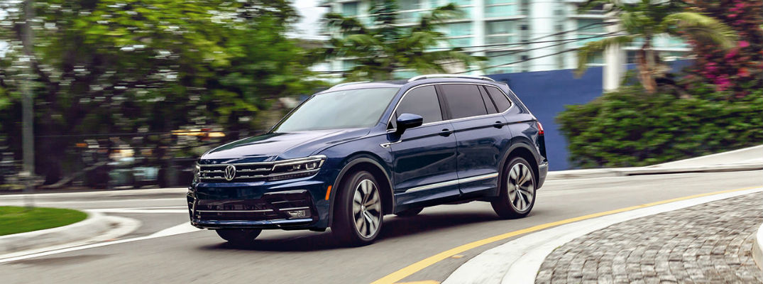 What Colors Does the 2021 Volkswagen Tiguan Come In?