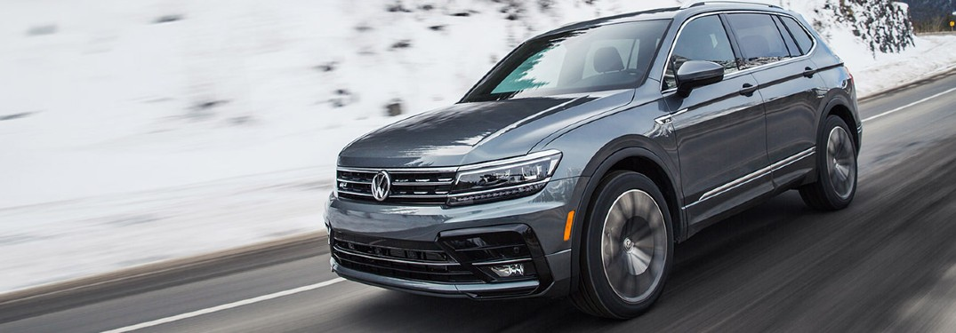 2021 Volkswagen Tiguan impresses drivers with outstanding fuel economy rating in every trim level