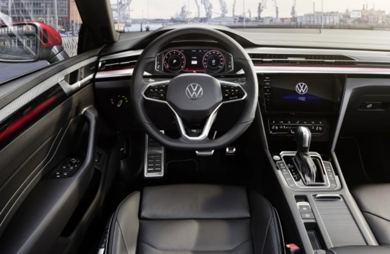 2021 Volkswagen Arteon dashboard