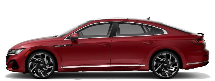 2021 Volkswagen Arteon Kings Red Metallic