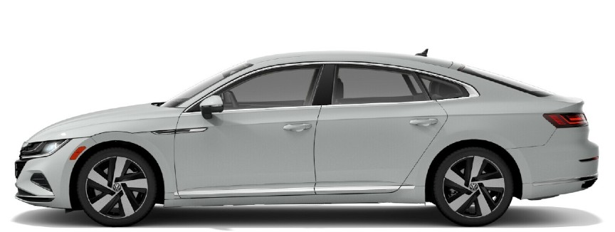 2021 Volkswagen Arteon Pure White