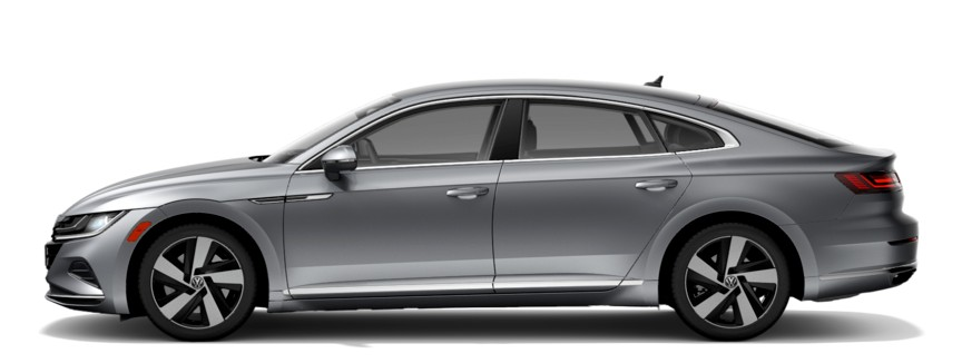 2021 Volkswagen Arteon Pyrite Silver Metallic
