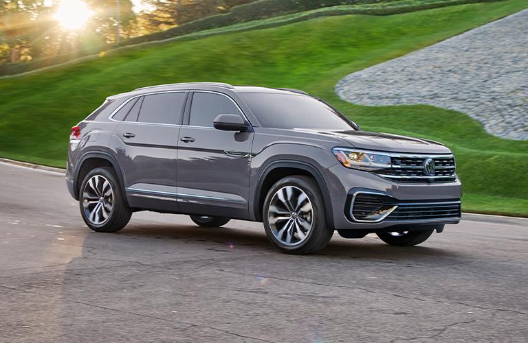2021 Volkswagen Atlas Cross Sport side profile