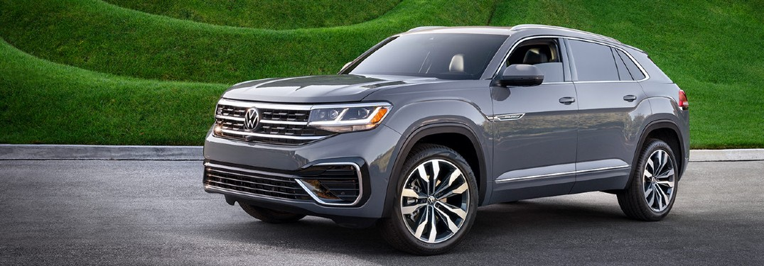 2021 Volkswagen Atlas Cross Sport earns a top safety rating thanks to a long list of advanced safety features and driver assistance technologies