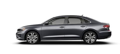 2021 Volkswagen Passat Platinum Gray Metallic