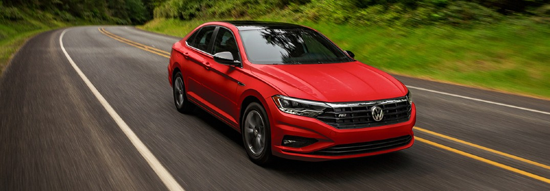 2021 Volkswagen Jetta earns a top safety rating with a long list of high-tech features and driver assistance technologies