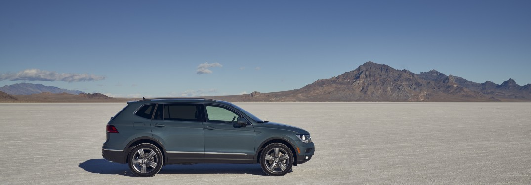 Can I Connect my Phone to the 2021 Volkswagen Tiguan?