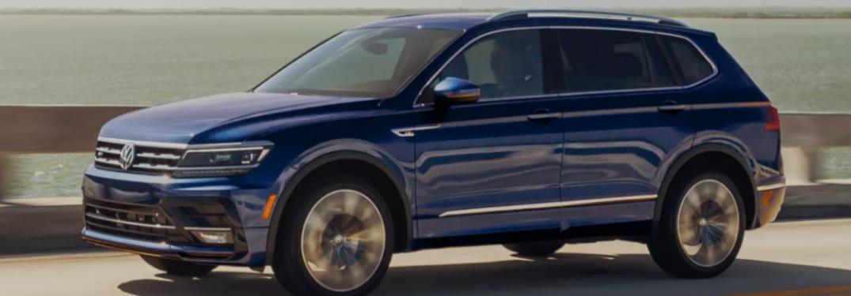 2022 Volkswagen Tiguan Technology and Comfort Features