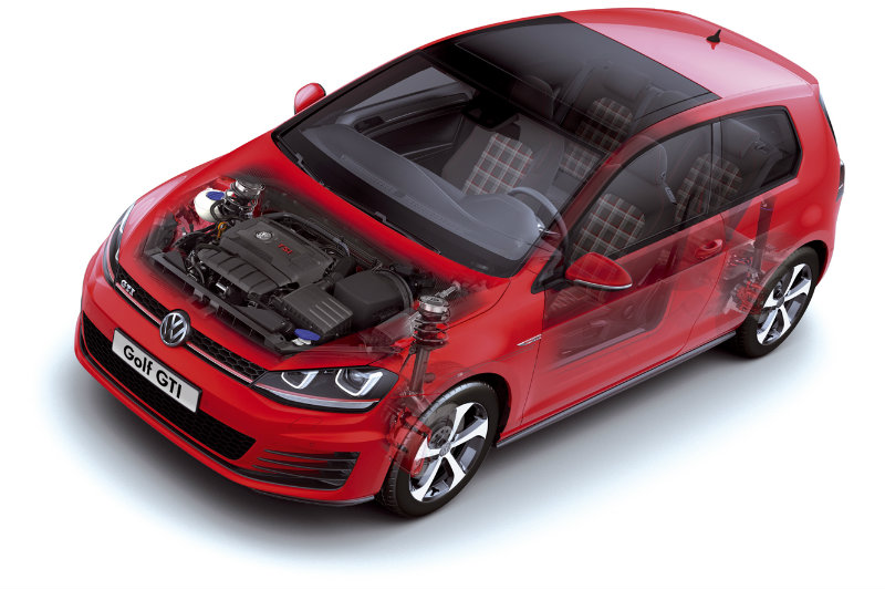whats under the hood of the 2015 vw golf gti for sale in los angeles ca puente hills volkswagen. Black Bedroom Furniture Sets. Home Design Ideas