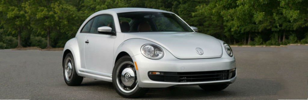 How to change windshield wipers on a VW Beetle