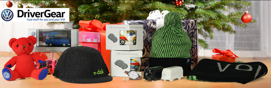 Top 2016 Vw Christmas Gifts For Him And Her