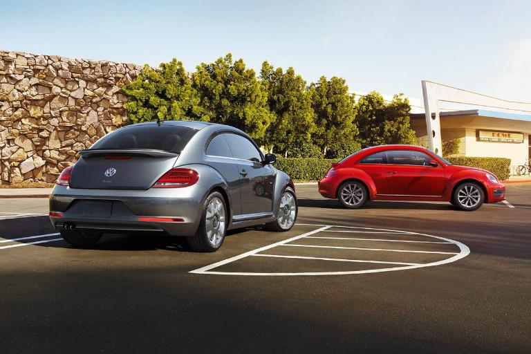 2018 Volkswagen Beetle Features and Specs
