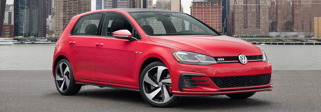 What does GTI stand for on the Volkswagen Golf?
