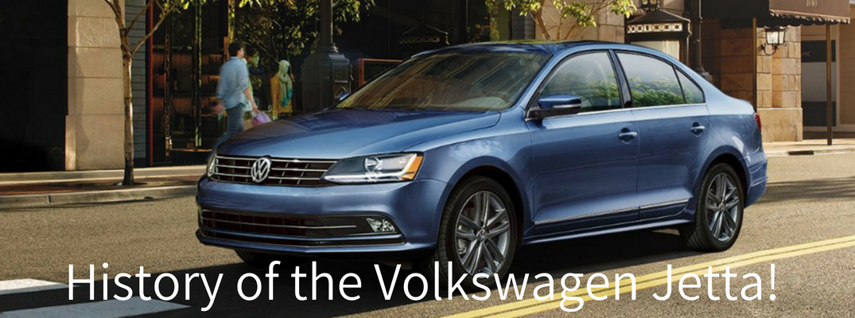 History of the Volkswagen Jetta!