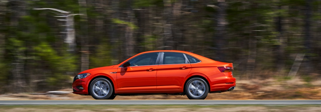 How powerful is the 2019 VW Jetta?