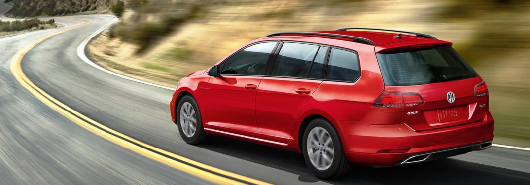 2019 Volkswagen Golf SportWagen Performance Ratings