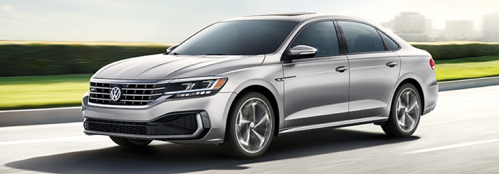 Check out the 2020 Volkswagen Passat safety and driver assistance features