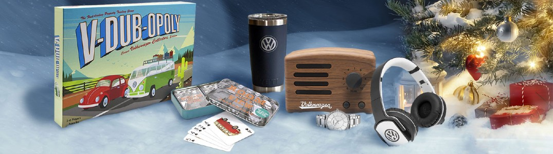 Last-minute gift ideas for Volkswagen enthusiasts